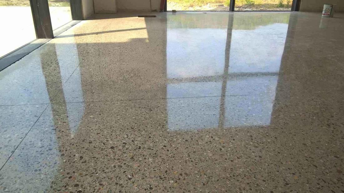 risultati lucidatura cemento - Lucidatura levigatura ...
